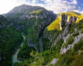 Жизнь как удивительная вещь: Величайший каньон Вердон во Франции