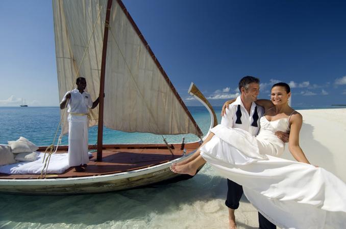 Conrad Maldives Rangali - избранный отель на свете