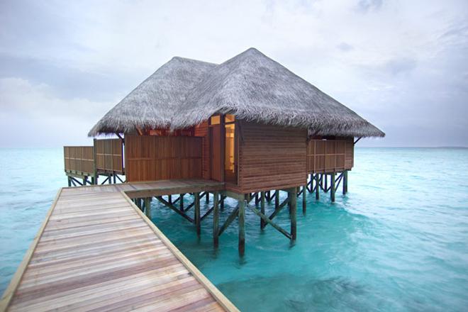 Conrad Maldives Rangali - идеальный отель на свете