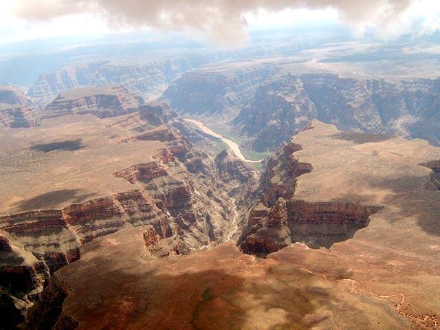 Жизнь как удивительная вещь: Grand Canyon Skywalk