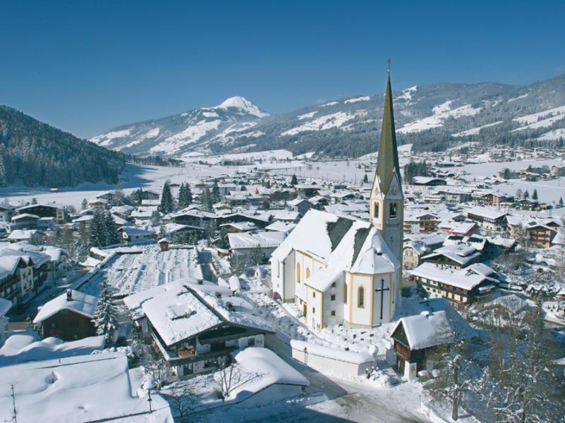 избранние горнолыжные курорты Австрии