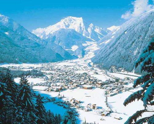 Австрийский горно-лыжный курорт Майрхофен