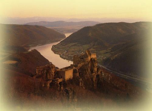 Дунай, долина Вахау, Австрия