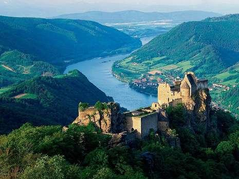 Долига Вахау, Австрия