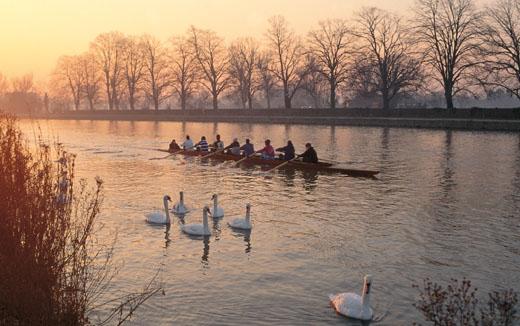 River Thames, Oxford
