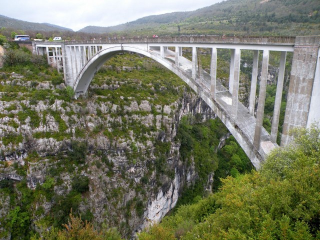 Вердонское ущелье (Gorges du Verdon)